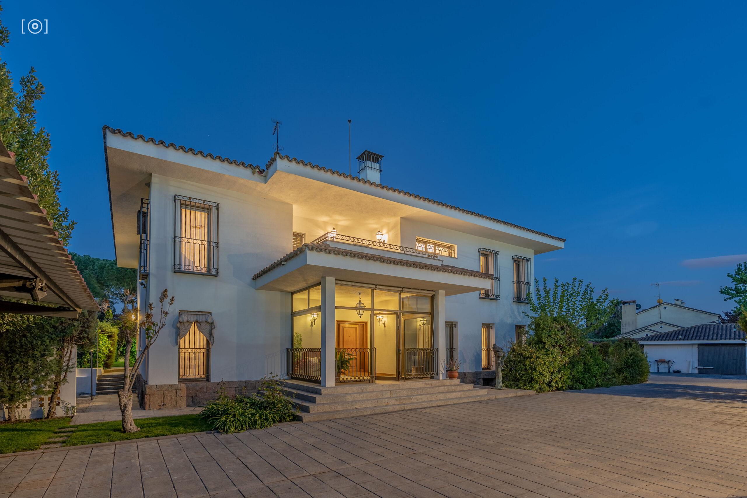 Villa de lujo a la venta en Somosaguas